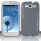 TPU Crystal Gel Case for Samsung Galaxy S3 III i9300 - Smoke