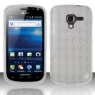 TPU Crystal Gel Case for Samsung Exhilarate i577 (AT&T) - Clear