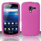 Soft Premium Silicone Case for Samsung Exhilarate i577 (AT&T) - Pink