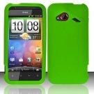 Soft Premium Silicone Case for HTC DROID Incredible 4G LTE (Verizon) - Green