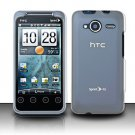 Hard Transparent Plastic Case for HTC EVO Shift 4G