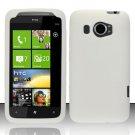 Soft Premium Silicone Case for HTC Titan II (AT&T) - White