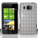TPU Crystal Gel Case for HTC Titan II (AT&T) - Clear