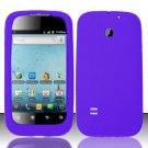 Soft Premium Silicone Case for Huawei Ascend II M865 - Purple