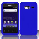 Soft Premium Silicone Case for Huawei Activa 4G - Blue