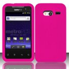 Soft Premium Silicone Case for Huawei Activa 4G - Pink