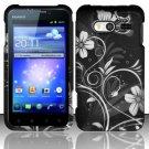 Hard Rubber Feel Design Case for Huawei Activa 4G - Midnight Garden