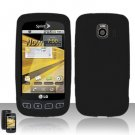 Soft Premium Silicone Case for LG Optimus S/U/V - Black