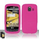 Soft Premium Silicone Case for LG Optimus S/U/V - Pink