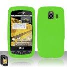 Soft Premium Silicone Case for LG Optimus S/U/V - Green
