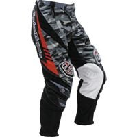 Troy Lee Designs SE motocross race pants size 28 adult color  storm and black