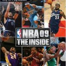 Playstation 2 NBA 09 he inside