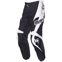 MSR Axis motocross race pants size 16 color black and  white