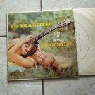 "BILLY BYRD ""I LOVE A GUITAR - PLAY IT PRETTY"" 33 RPM VINYL LP RECORD - 1959"