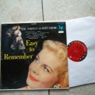 """LP RECORD THE NORMAN LUBOFF CHOIR """"EASY TO REMEMBER"""" # CL 545"""