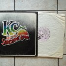 KC AND THE SUNSHINE BAND LP-SELF TITLED/T.K. REC. VG+