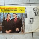 The Wilburn Brothers LP Carefree Moments 1962
