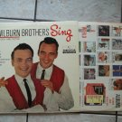 THE WILBURN BROTHERS Sing, Teddy and Doyle LP Decca DL 4142