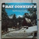 Ray Conniff Christmas Album Here We Come A-Caroling lp