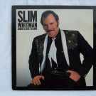 SLIM WHITMAN Songs I Love To Sing LP 33 rpm RECORD