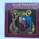 HANK THOMPSON Greatest Hits Vol 1 LP