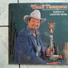 Hank Thompson LP Here's To Country Music #SOR-0027