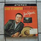 1963 Jim Reeves Good N Country Camden Stereo LP CAS-784