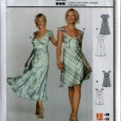Women's Dress Pattern Uncut. Sizes: 10, 12, 14, 16, 18, 20, 22 Burda 8349