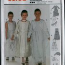 Childern's Formal Dress Pattern Uncut. Sizes: 7, 8, 9, 10, 11 Burda 9878