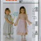Childern's Dress Pattern Uncut. Sizes: 2, 3, 4, 5, 6 Burda 9775