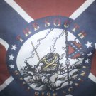 THE SOUTH WILL RISE AGAIN PILLOW