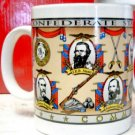 CONFEDERATE COFFEE MUG