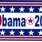 NO OBAMA 2012 BUMPER STICKER