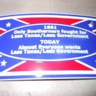 1861 BUMPER STICKER
