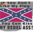IF YOU DONT LIKE MY FLAG T-SHIRT MEDIUM