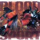 BLOOD SPORT T-SHIRT MEDIUM