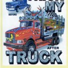 TRICK MY TRUCK T-SHIRT MEDIUM