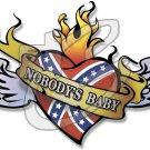 NOBODY BABY REBEL T-SHIRT 3X