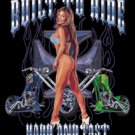 BUILT TO RIDE T-SHIRT SMALL