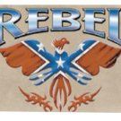 REBEL EAGEL T-SHIRT MEDIUM