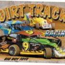DIRT TRACK T-SHIRT MEDIUM