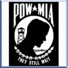 POW T-SHIRT LARGE BLACK