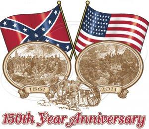 150 YEARS T-SHIRT SMALL WHITE