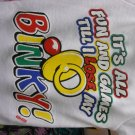 its all fun and games onesies 6/9 month