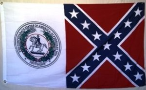 CSA BATTLE FLAG  3'X5'