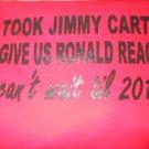 IT TOOK JIMMY CARTER T-SHIRT 4X