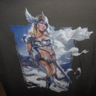 VIKING GODDESS T-SHIRT 2X