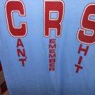 crs t-shirt 4x