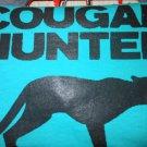 couger hunter t-shirt large