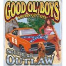 good ol boy southern t-shirt LARGE
